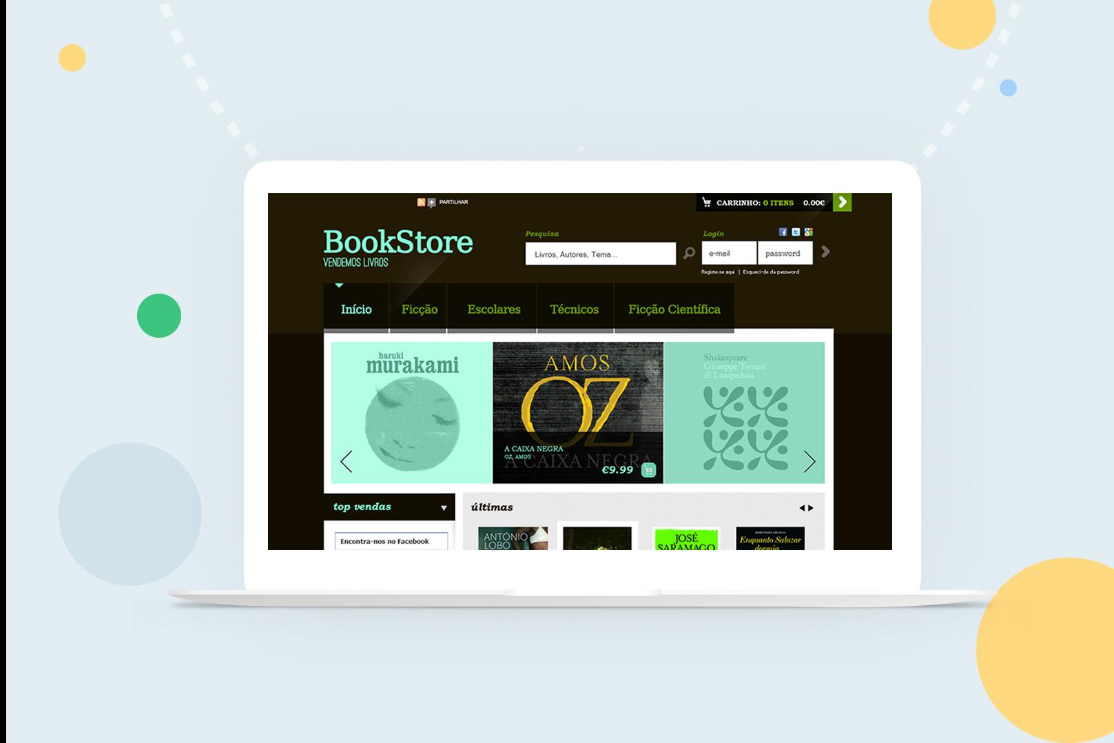 UI Bookstore